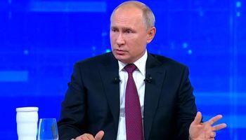 پوتین: روسیه دومین بازار جهانی اسلحه است