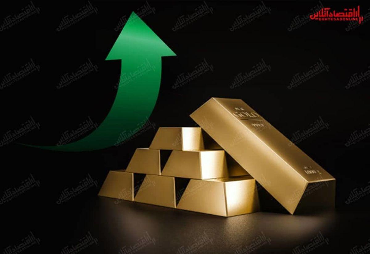 رشد قیمت طلا متأثر از دلار/ سکه ۲۰۰تومان گران شد