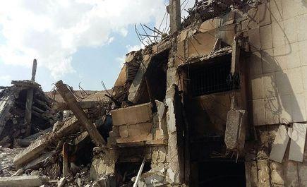 حمله نظامی به سوریه