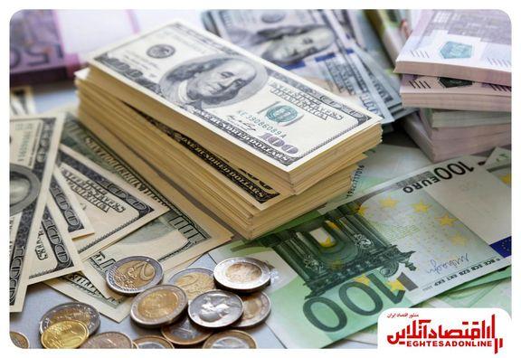 قیمت دلار 29 آبان 1398
