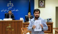 مدارکی که متهم بانک سرمایه در دادگاه نشان داد +تصاویر