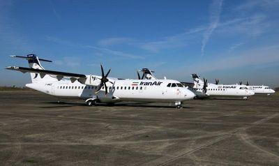 اولین تصویر از هواپیمای ای تی آر ۶۰۰ با آرم هما +عکس