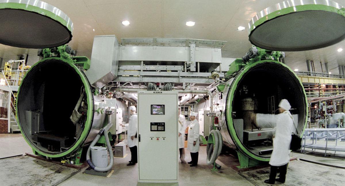 میزان تولید اورانیوم ۲۰درصد بالاتر از قبل از برجام است