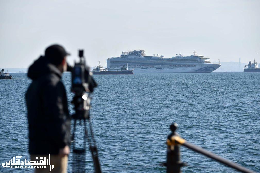 Cruise ships quarantined over coronavirus