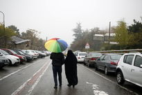 شدت بارشها در کشور با ورود سامانه جدید