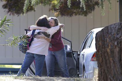 تیراندازی در کالیفرنیای شمالی +تصاویر