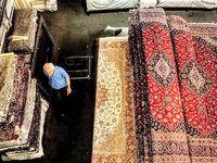 کاهش فروش ۶۰درصدی فرش ایران