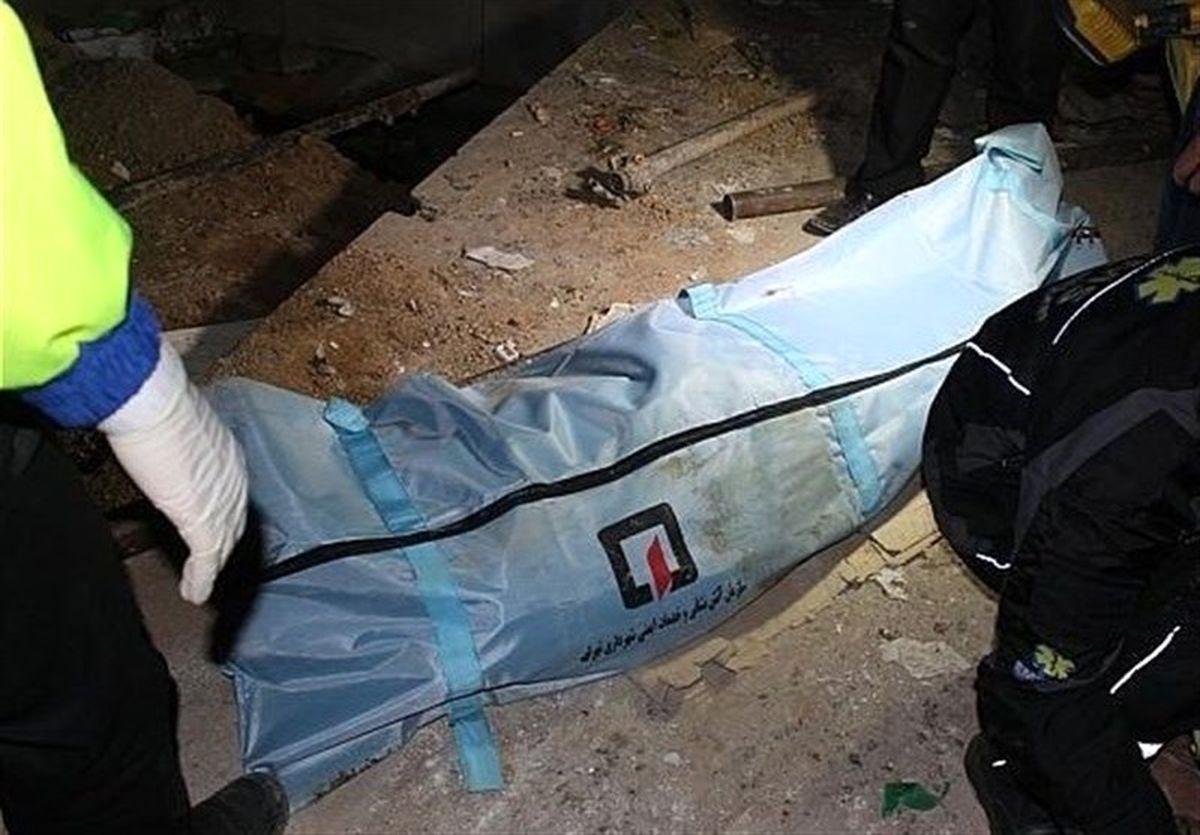 کشف جسد پیرزن داخل سطل زباله