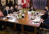 دیدار دیپلماتهای روسیه، چین و اروپا درباره توافقی جدید با ایران