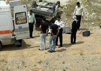 مرگ ۲ دختر دانشجو درپی سقوط خودرو به رودخانه در گیلان