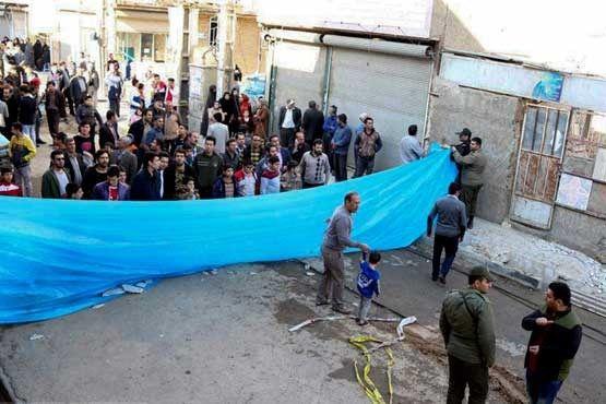 جزییات آتشسوزی در حریم امامزاده صالح