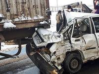 کاهش ۱۰درصدی تصادفات رانندگی طی 2سال گذشته در تهران