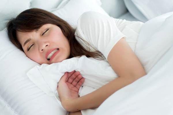 دندان قروچه در خواب