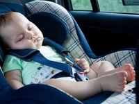 مرگبار بودن هوای داخل خودرو پس از تابش 1ساعته خورشید