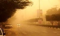 کاهش غبار داخلی و مهاجرت خوزستانیها