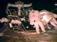 رکوردشکنی تازه پیرترین فضانورد زن +تصاویر