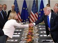 جنگ تجاری با آمریکا روی میز نشست سران اروپا