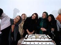 جشن تولد ۶۳سالگی گوهر خیراندیش +تصاویر