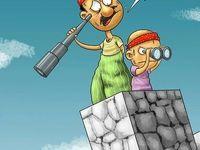 بلند جیغ بزن! (کاریکاتور)