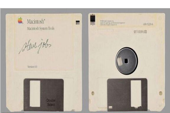 فلاپی دیسکی که ۸۴هزار دلار فروخته شد