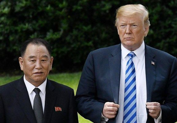 دیدار ترامپ و مقام بلند پایه کره شمالی در کاخ سفید