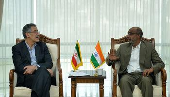 تحریم نباید رشد روابط ایران و هند را متوقف سازد