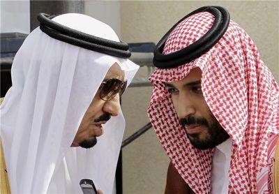 پسر ملک سلمان چه تصمیمی برای رابطه با ایران دارد؟