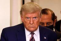 ترامپ شکست در انتخابات را به گردن داماد خود انداخت