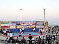 مسابقات کشوری کیوکوشین کاراته در آستارا +تصاویر