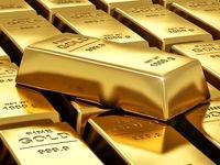 طلای جهانی در مرز ۱۸۶۰ دلار