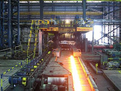 ۷.۸میلیون تن زنجیره فولاد صادر شد
