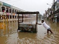 وقتی باران ۵۳۷ قربانی میگیرد! +عکس