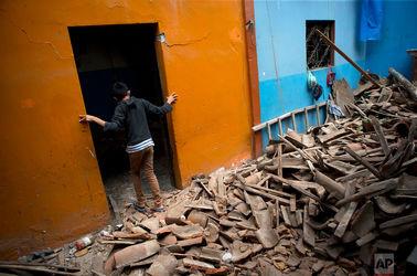 زلزله در مکزیک