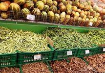لوبیاسبز، کلم، گوجه و خیار ایرانی در فروشگاههای قطر