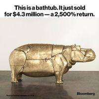 وان حمامی که برای صاحبش 2500درصد سود داشت!