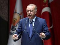 اردوغان با توپ پُر ترکیه را ترک کرد