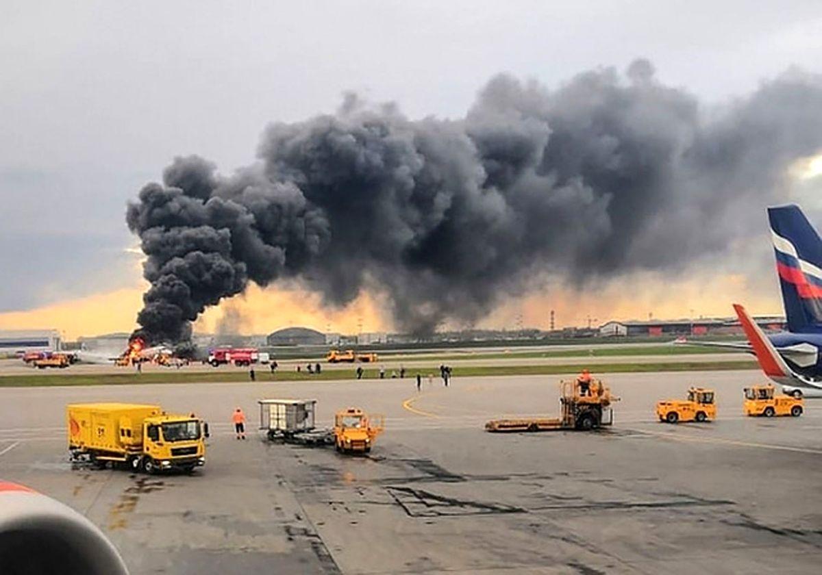 احتمال زندهبودن سرنشینان هواپیمای اوکراینی وجود ندارد