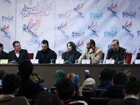 نهمین روز جشنواره فجر ۹۶ +تصاویر