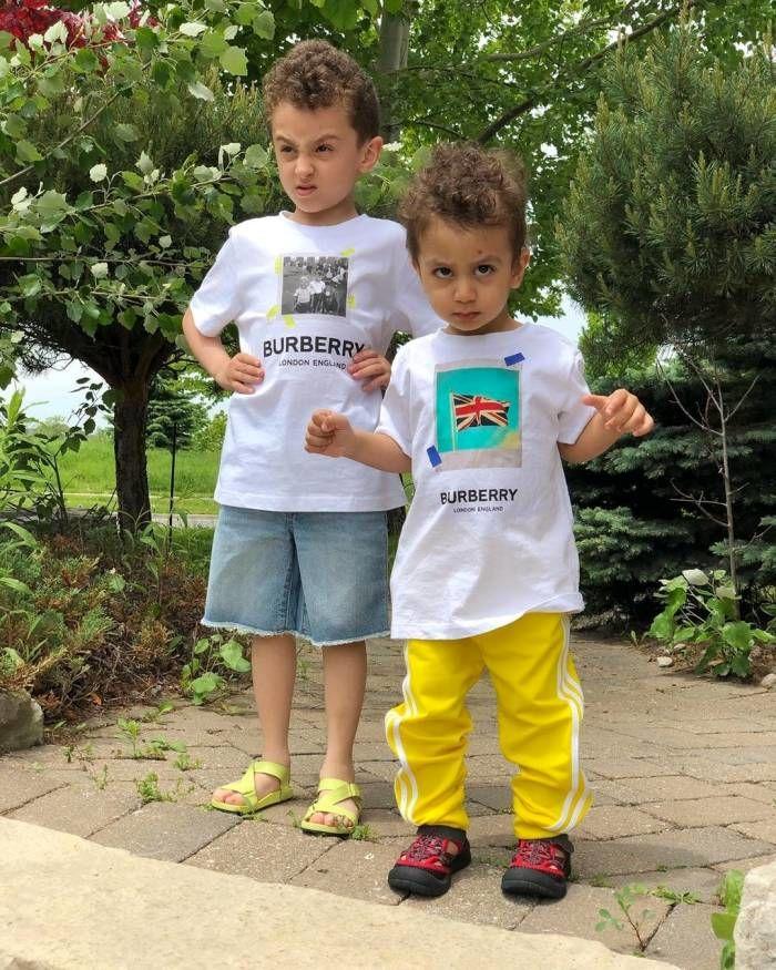 پسران روناک یونسی
