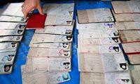 رایگیری در مرحله دوم انتخابات در حوزه انتخابیهای اولیه صورت میگیرد