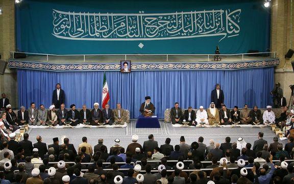 رهبر معظم انقلاب: ایران با عمل به قرآن مقابل آمریکا ایستاده و پیشرفت کرده است/ ما هم در زندگی اجتماعی و در سلوک حکومتی و در سیاست به قرآن نیاز داریم