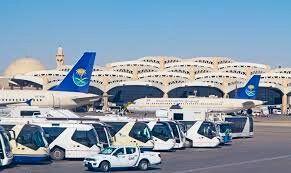 عربستان تمامی پروازها را تا اطلاع ثانوی به حالت تعلیق درآورد