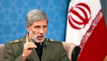 وزیر دفاع: آمریکا دنبال بیثباتی منطقه است