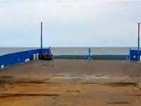 حال و هوای زمستانی دریاچه ارومیه +تصاویر