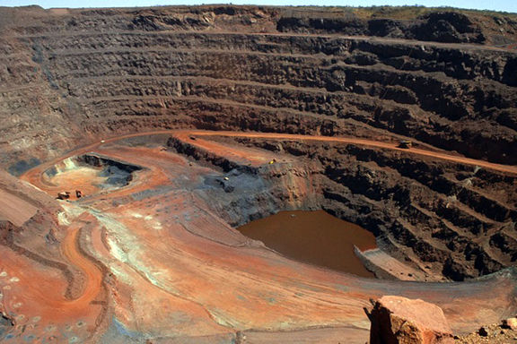 ۴۰۰پتانسیل معدنی فلزی در استانهای مرزی