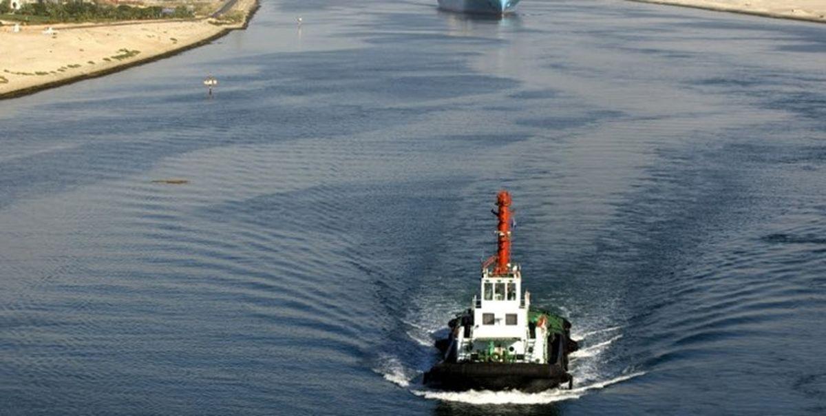تخفیف مصر برای کشتیهای عبوری از کانال سوئز