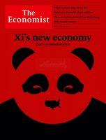 اقتصاد جدید شی؛ روی جلد اکونومیست