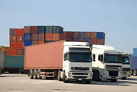 تردد کامیونها به حالت عادی بازگشت/ نحوه تعیین نرخ لاستیک کامیون