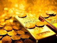 طلای جهانی در قله تاریخی