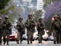 گارد ملی آمریکا برای ناآرامیهای پس از انتخابات آماده شد